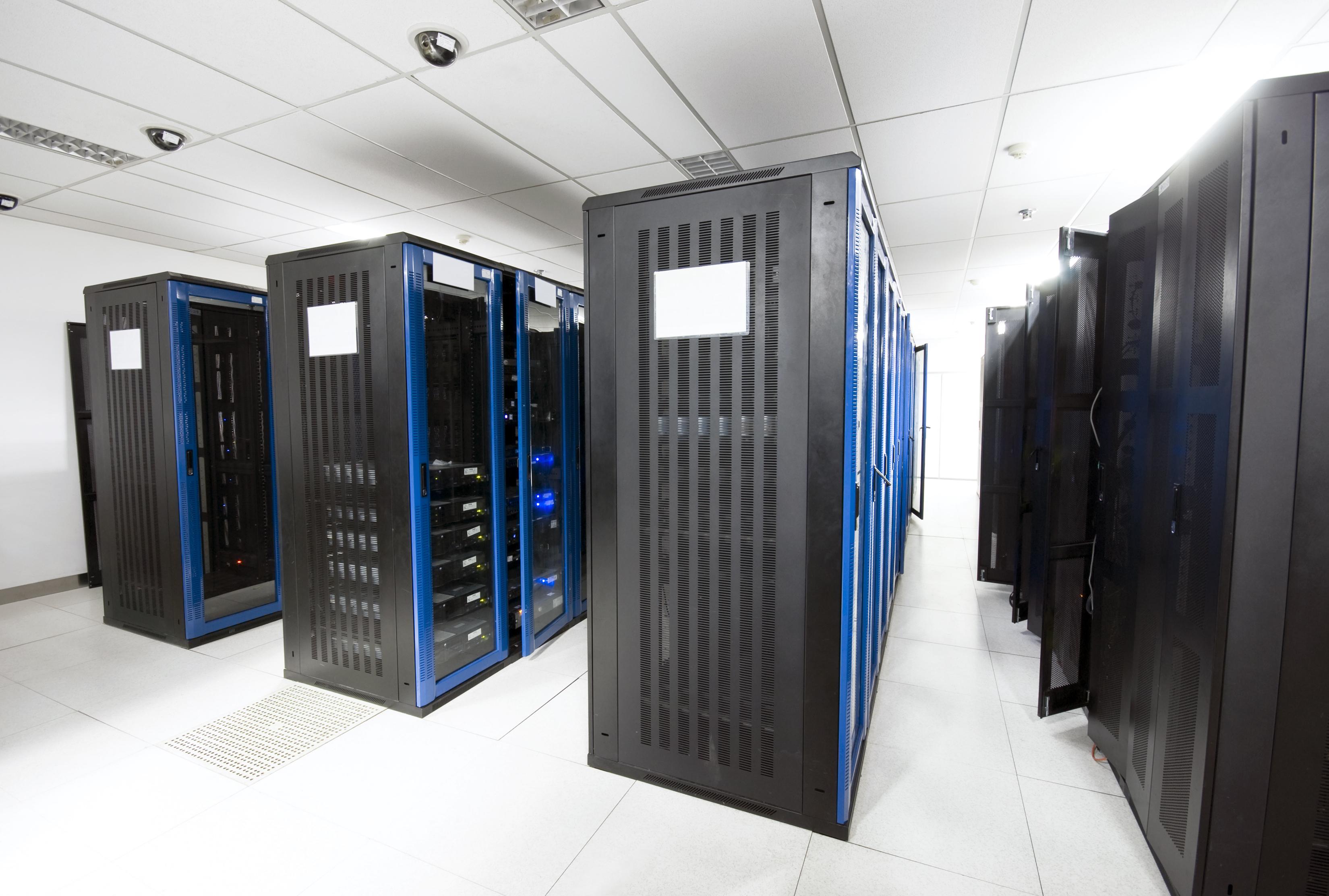 Server Room Insulation : Cat generators
